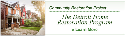 Community Restoration Project